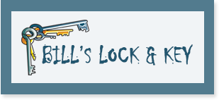 bill's lock and key logo
